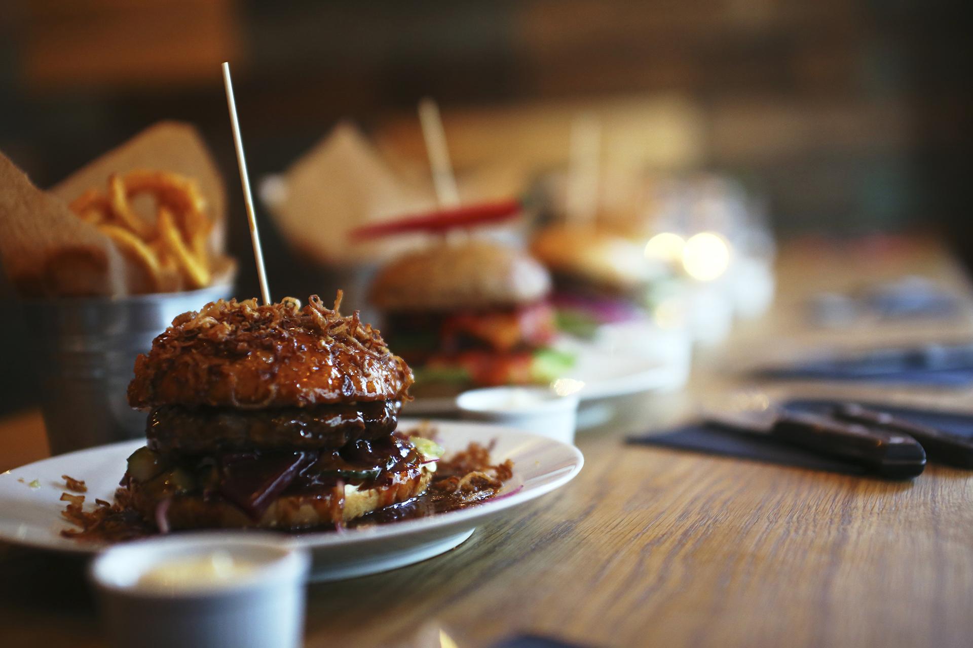Velkommen til Østerbros original Burgerrestaurant
